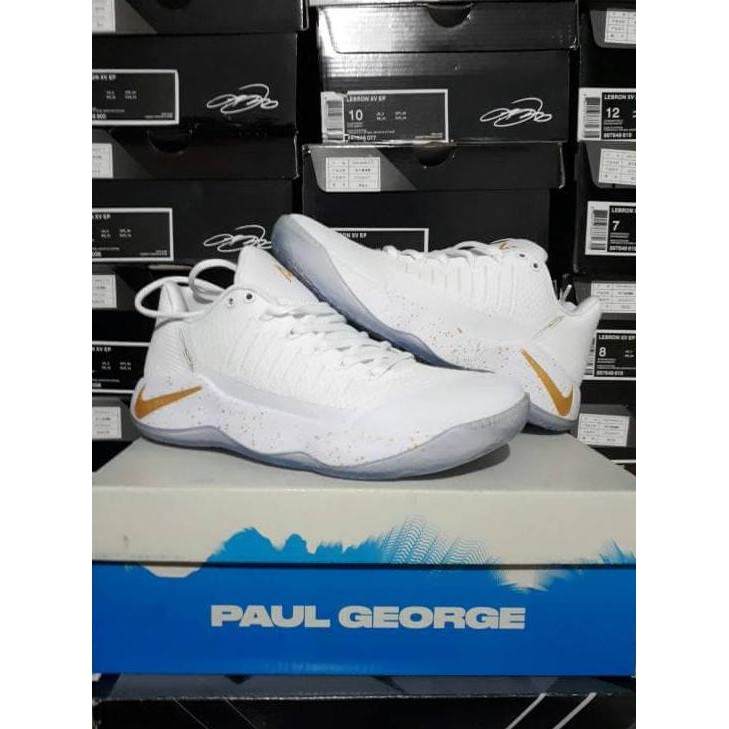 29cbb56e628 Trendi Sepatu Basket Nike Pg 2 Taurus - Paul George 2 - Kobe - Lebron - Kd  Diskon