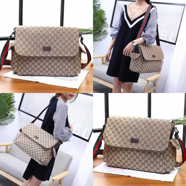 c6a0e8d6adad0f Tas Wanita Gucci Padlock GG Small Bag 8673# High Premium AAA | Shopee  Indonesia