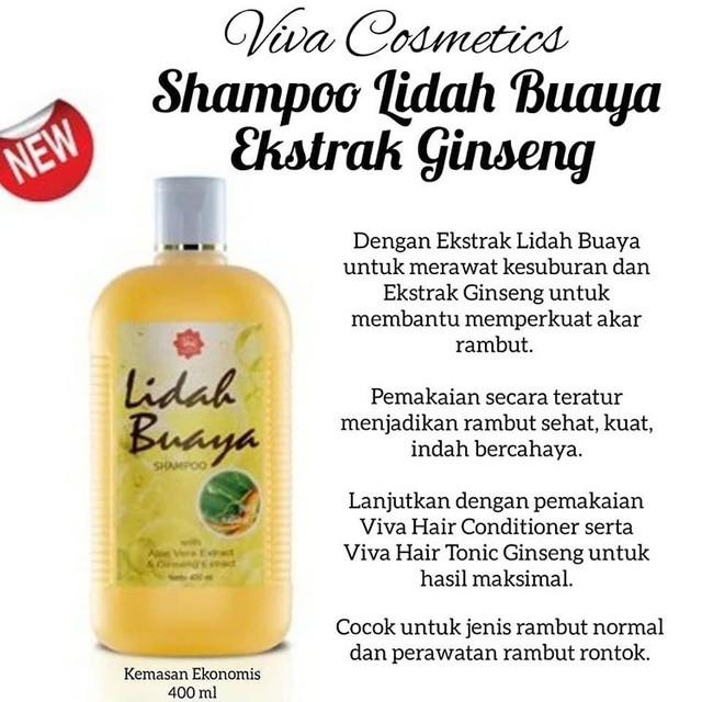 Shampo Lidah Buaya Ekstra Gingseng-1