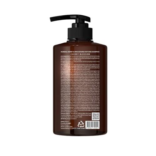 Kundal Nature Shampoo Cherry Blossom 500 ml-2