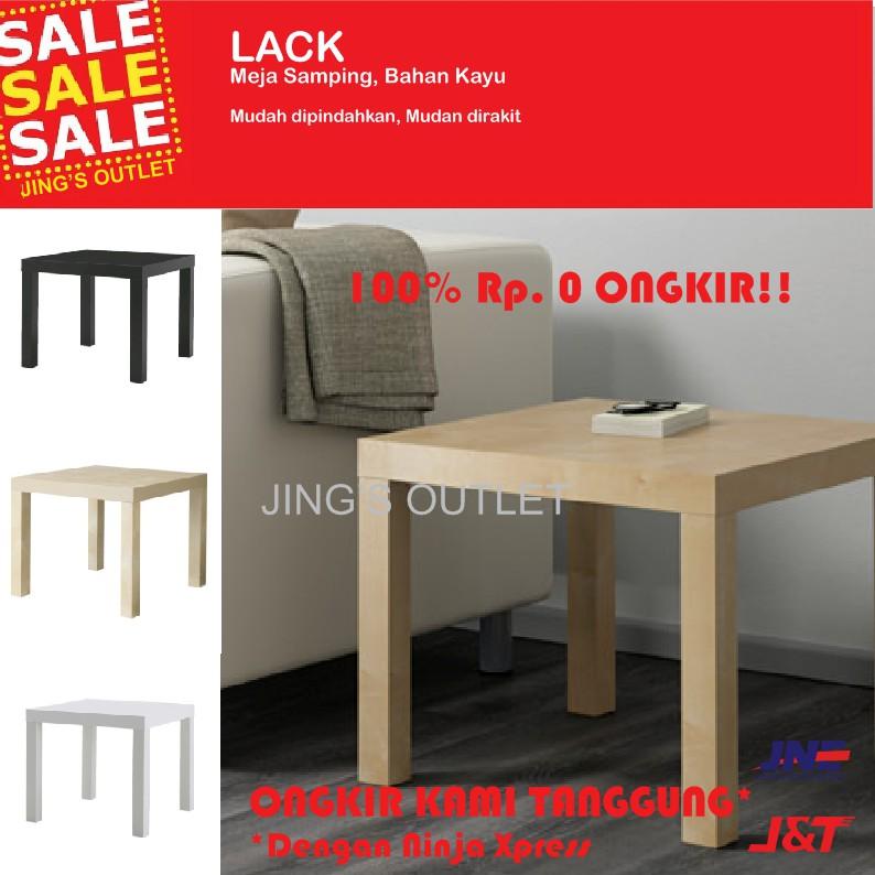 Gambar Teras Di Samping Rumah ikea lack side table meja samping 1 pc