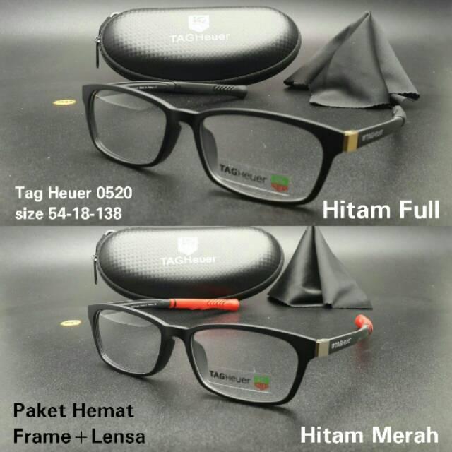 frame kacamata sporty - Temukan Harga dan Penawaran Kacamata Online Terbaik  - Aksesoris Fashion November 2018  c50e1c569f
