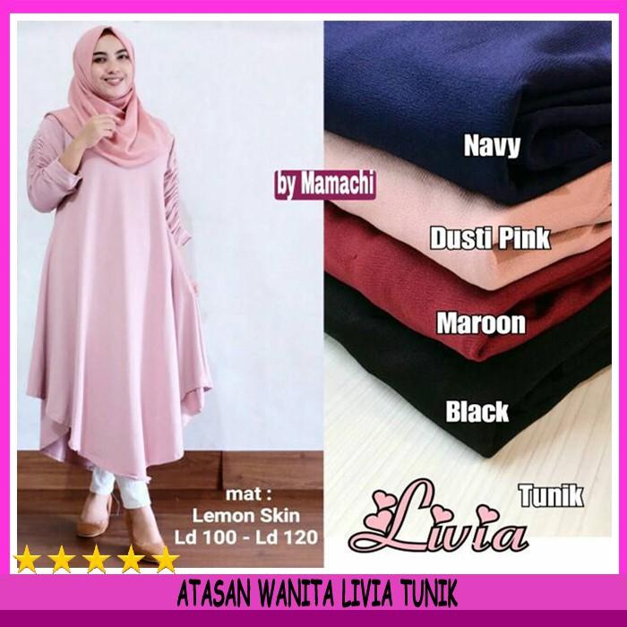 Baju Atasan Wanita New Friza Printing Fashion Muslim Untuk Harian/Kerja Best Seller Harga Grosir   Shopee Indonesia