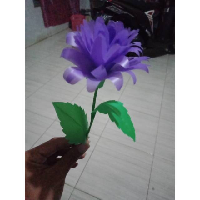 Bunga Plastik Kresek Shopee Indonesia