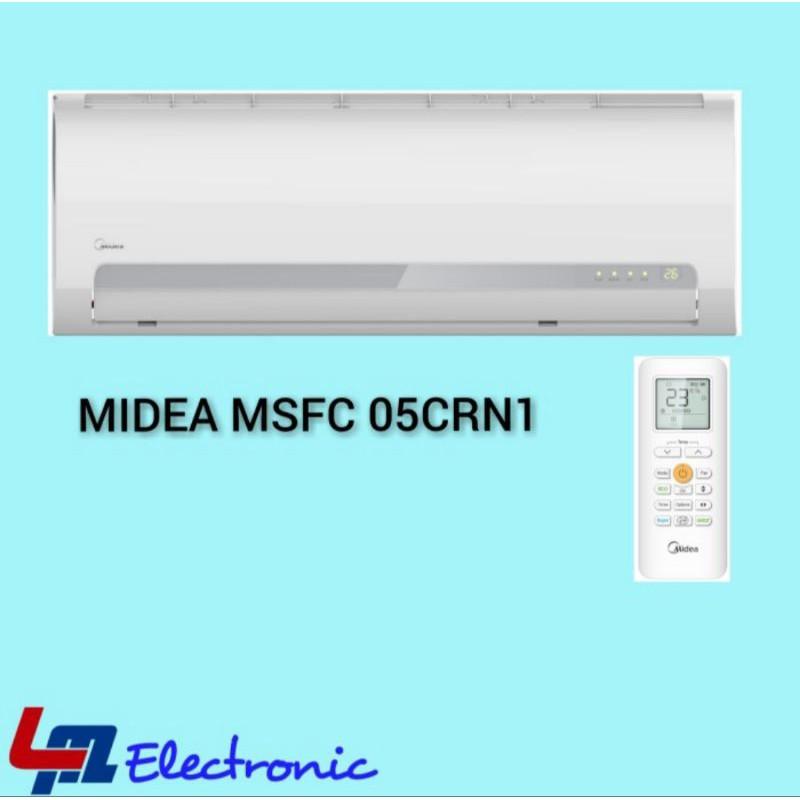 MIDEA AC 1/2PK MSFC05CRN1