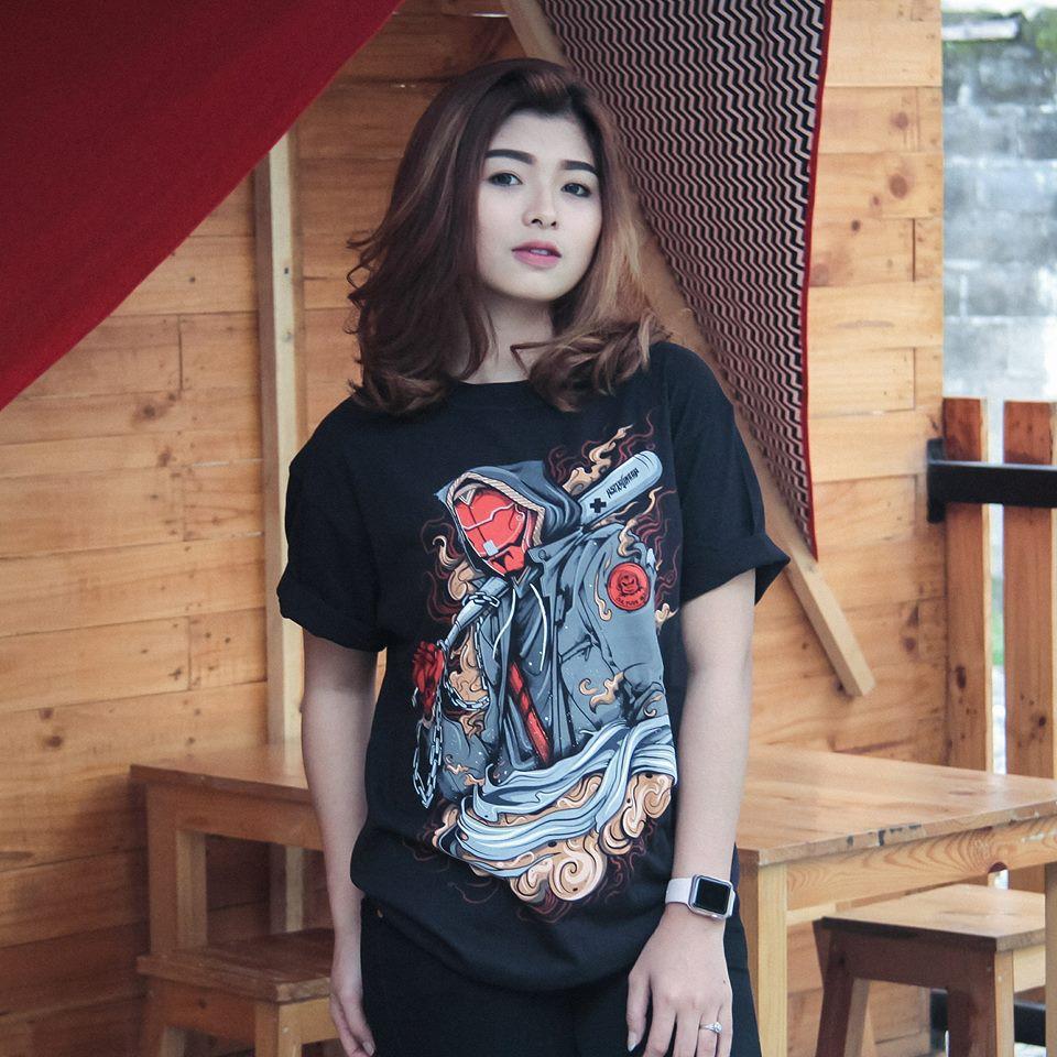 Culture Hero   Kaos Distro Keren Budaya Indonesia: Garuda Rock n Roll   Shopee Indonesia