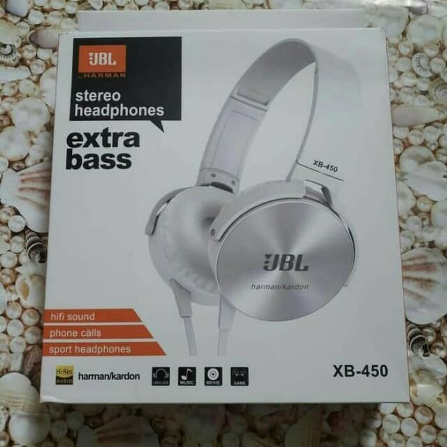 Headset JBL XB-450