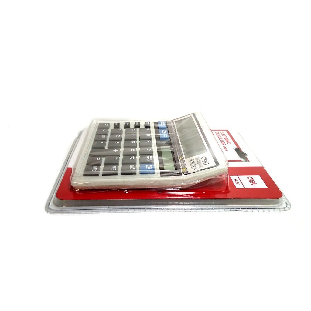 Kalkulator Calculator Asli Original Bergaransi Deli 39219 Shopee 240f Scientific 10 2 Digits E1710 Sains Indonesia
