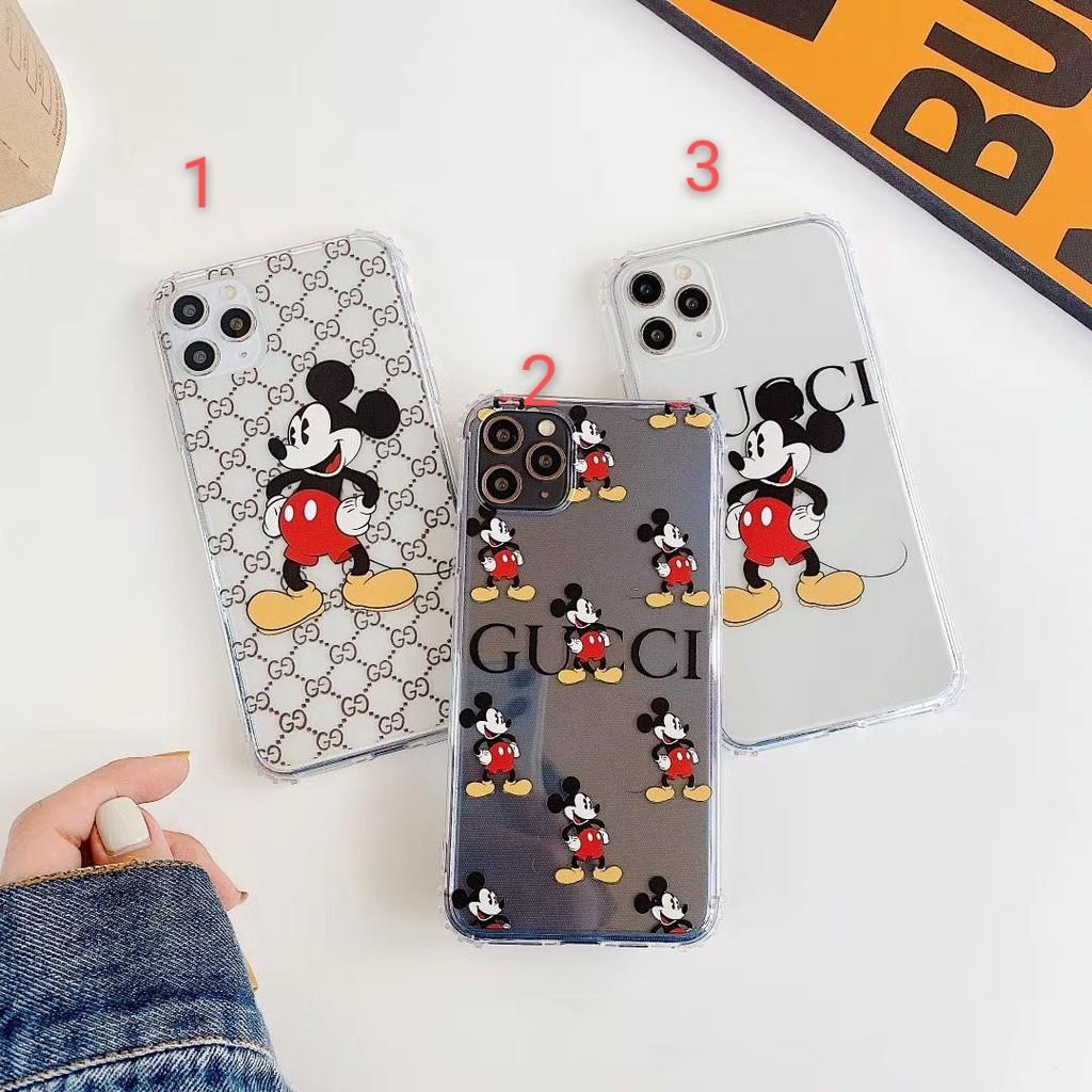 Casing Case Desain Kartun Disney Mickey Mouse Untuk Handphone Iphone 11 Promax