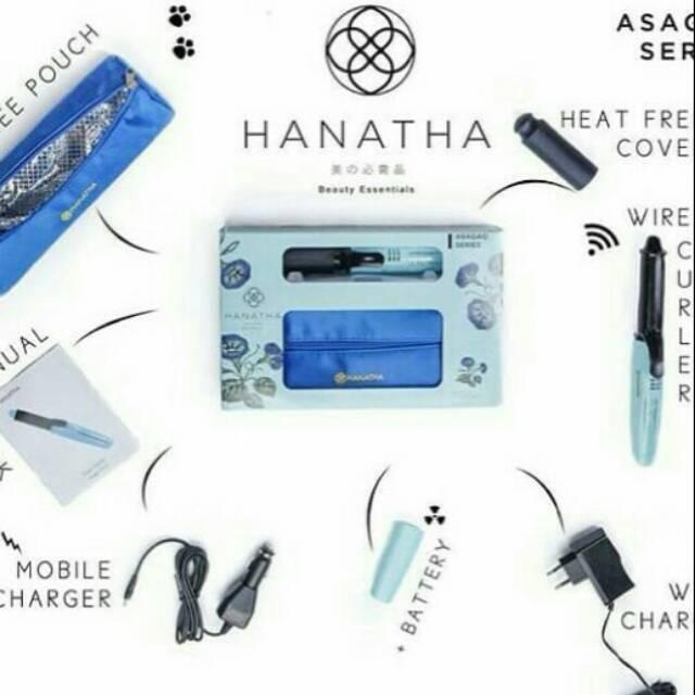 Catokan Pelurus / Pengeriting Mini Wireless 2 in 1 Dapat Dicharge dengan USB | Shopee Indonesia
