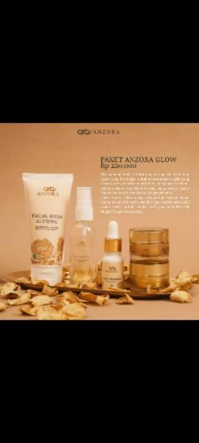 Anzora Skin Care Shopee Indonesia