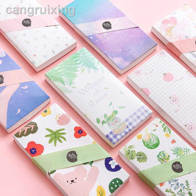 100 Lembar Stiker Kertas / Selotip Washi Gambar Kartun Lucu