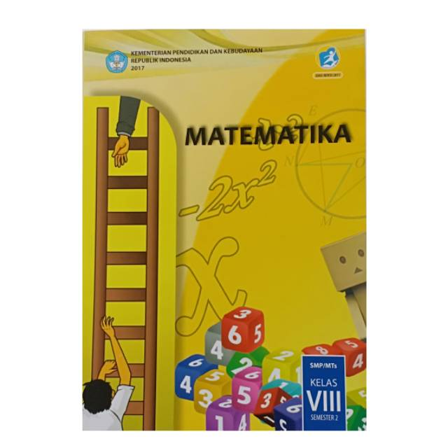 Buku Matematika Kelas 4 Kurikulum 2013 Revisi 2017