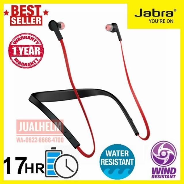 Jabra Halo Smart - Garansi Resmi - Grosir - Merah Red