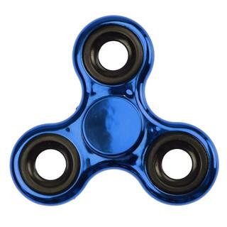 ANGEL LED Fidget Spinner Hand Toys Mainan Tri-Spinner EDC Focus Games Penghilang stress Warna