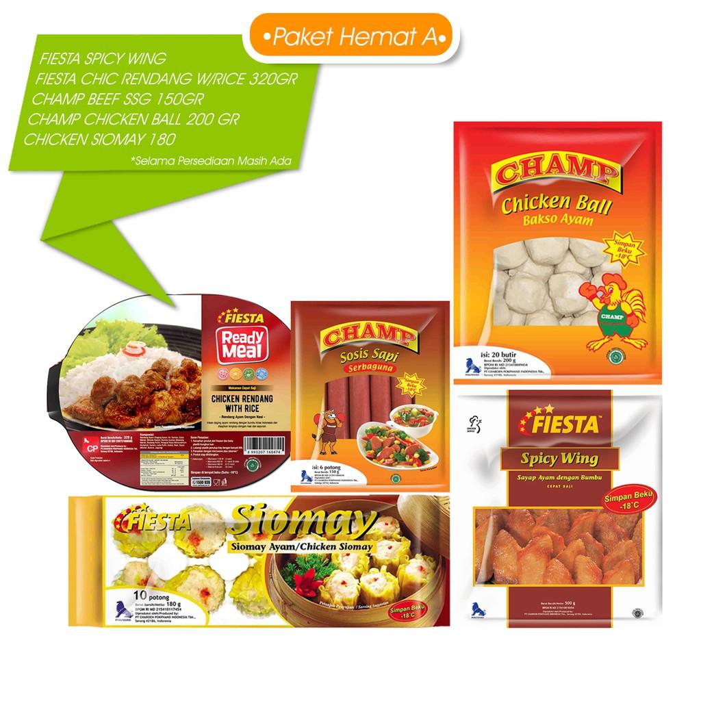Paket Hemat Sembako Murah Komplit Lengkap Anak Kost Sarapan Pagi Mie Ayam Shopee Indonesia