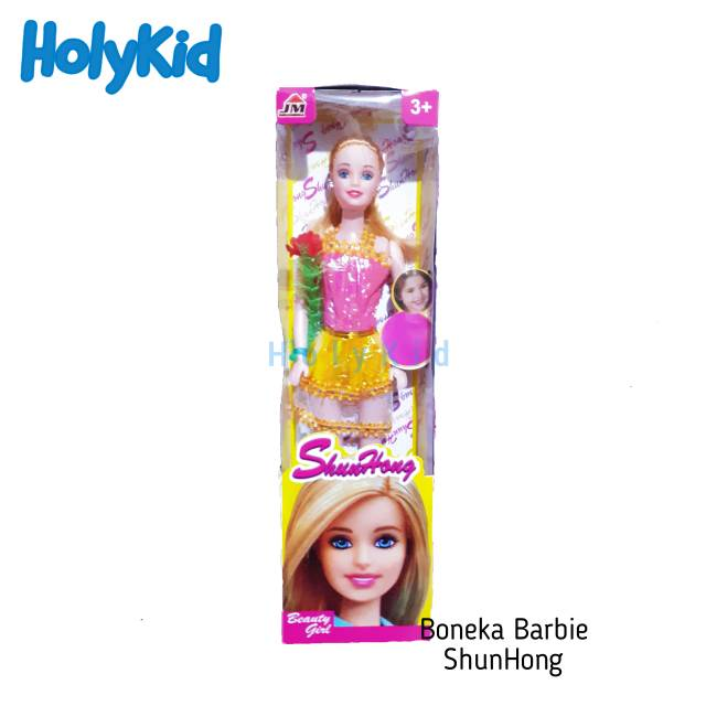 Termurah Boneka Barbie Berbi Cantik Mainan Anak Murah Shopee Indonesia