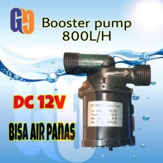 MOLLAR PP25 Pompa Air DC 12 Volt Push Pump 12V 25 Watt ...