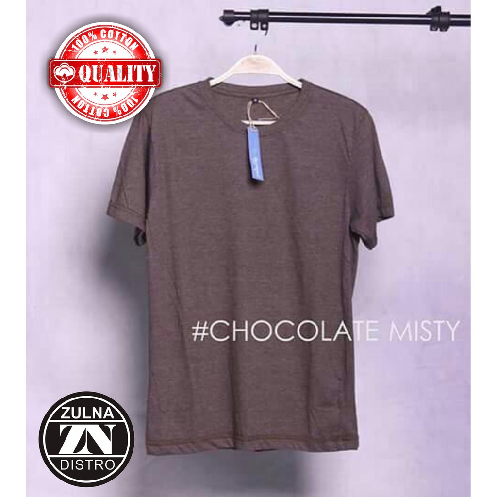 Kaos Polos Grosir Asli Cotton Combed 30s Premium Bandung Size S M 100 Persen Real L Shopee Indonesia