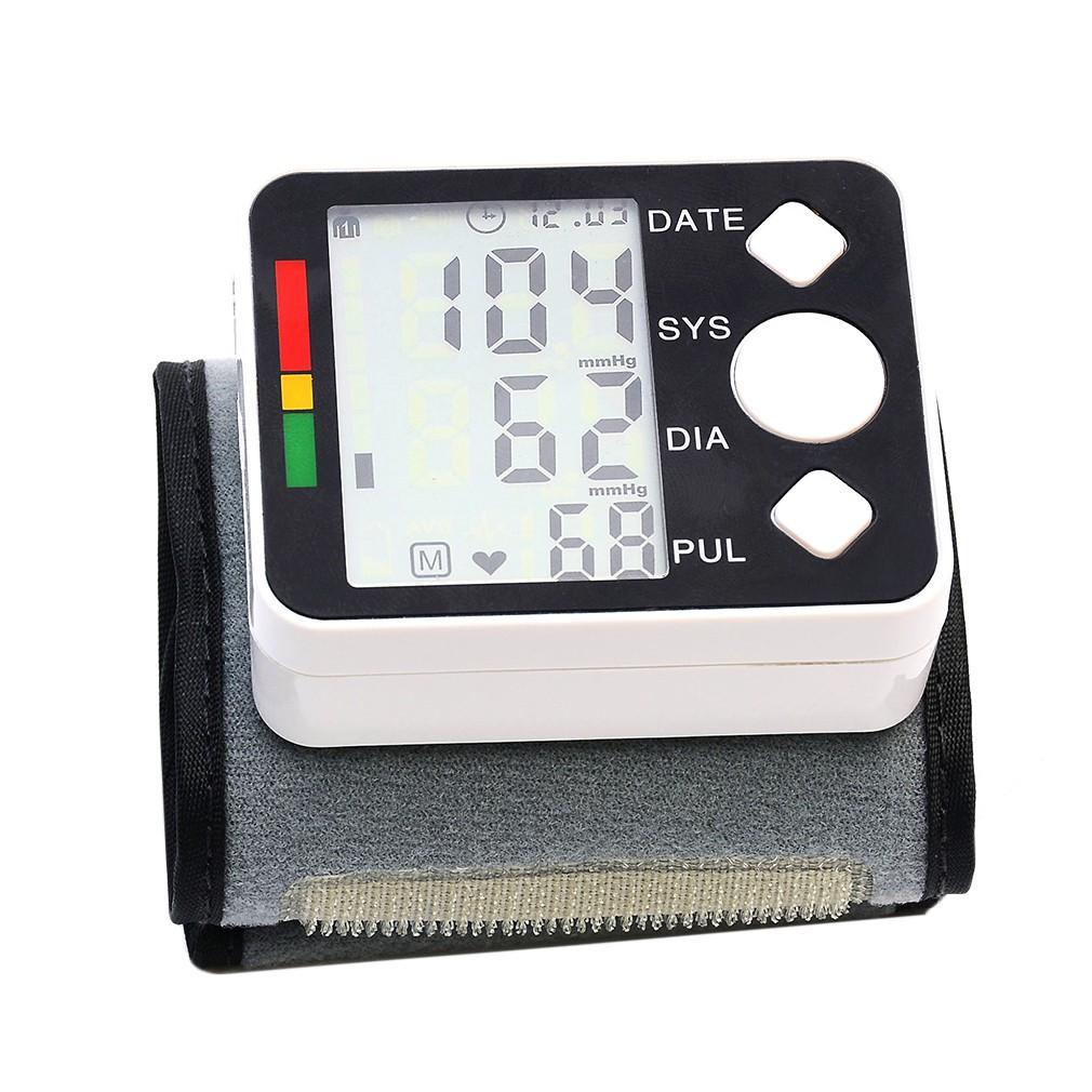 Bds Tensimeter Pengukur Tekanan Darah Digital Dengan Layar Lcd Warna J 003 Lengan Blood Pressure Monitor Sphygmomanometer Putih Shopee Indonesia