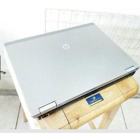 Laptop HP Core i7 RAM 8GB - Fast Operation - Laptop Bekas Second Core i7 / RAM 8GB / 320GB