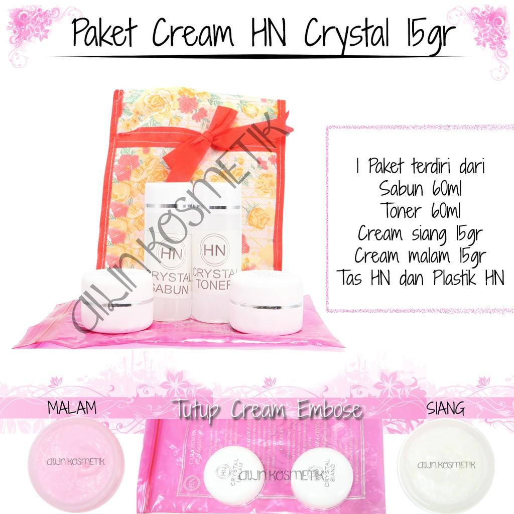Paket Cream Hn 30gr Besar Krim Shopee Indonesia Sabun Kecil 60ml Hetty Nugrahati Original Asli