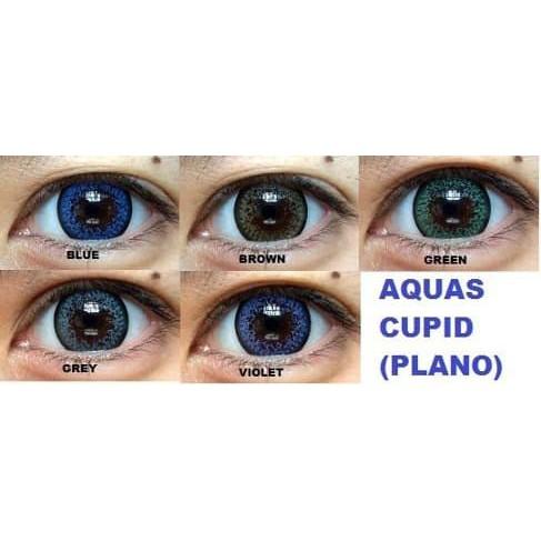[NEW] Softlens Aquas Cupid / Soft Lens Aquas Cupid sudah DEPKES ,Australia  