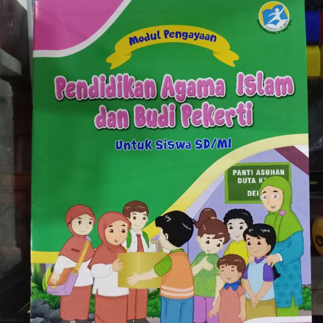 LKS AGAMA ISLAM SD SEMESTER 1