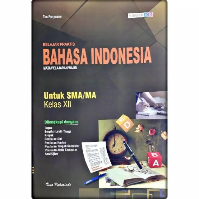 Lks Bahasa Indonesia Sma Ma Kelas 12 Semester 1 2 I Viva Pakarindo Shopee Indonesia