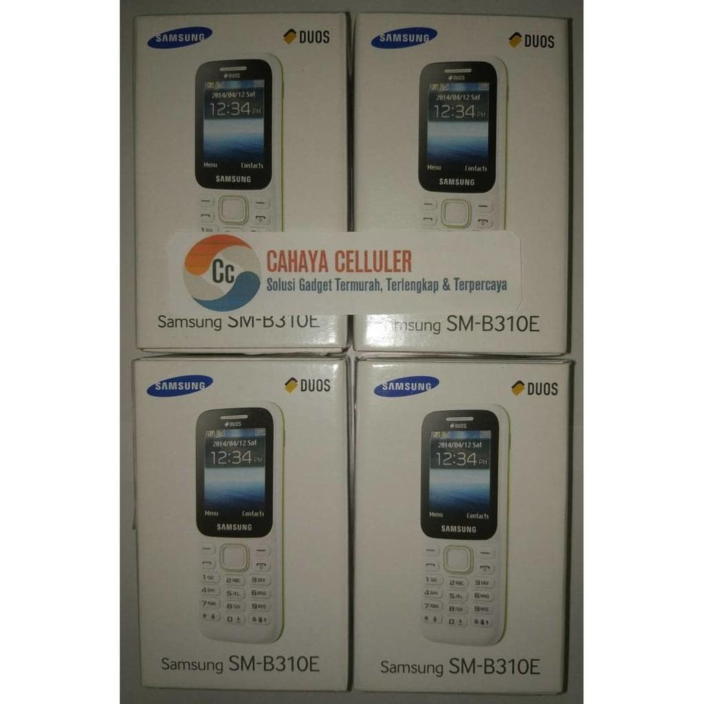 Samsung Piton Sm B310e Dual Sim Garansi Resmi Shopee Indonesia Guru Music Sein