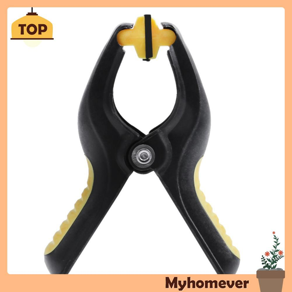 3inch plastic nylon toggle clip multifunctional woodworking spring clamp  myhome