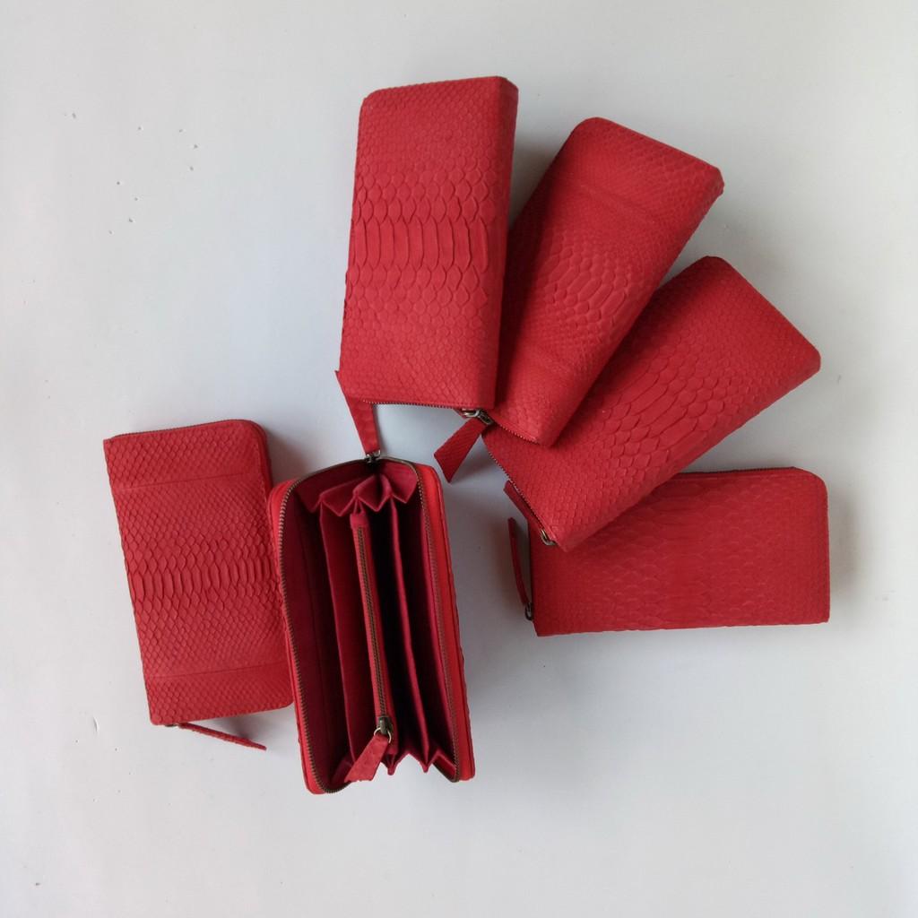 Clutch Pesta Raisa Size S Multi Color - Clutch Model Kipas Asli Tas Kulit  Ular Piton  cbad5916dc