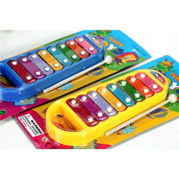Mainan Edukasi Educational Toy Toys Anak Alat Musik Kolintang ME008 Diskon | Shopee Indonesia