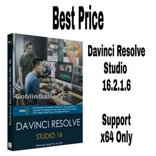 Davinci Resolve Studio Full Version Shopee Indonesia