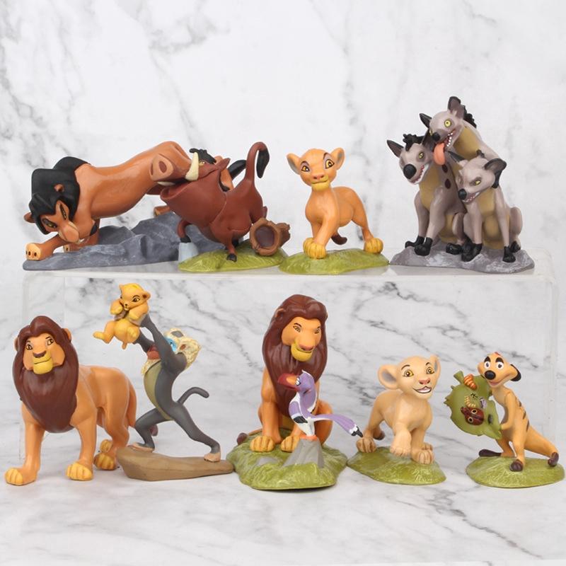 Disney le roi lion Movie Character Figure-Simba