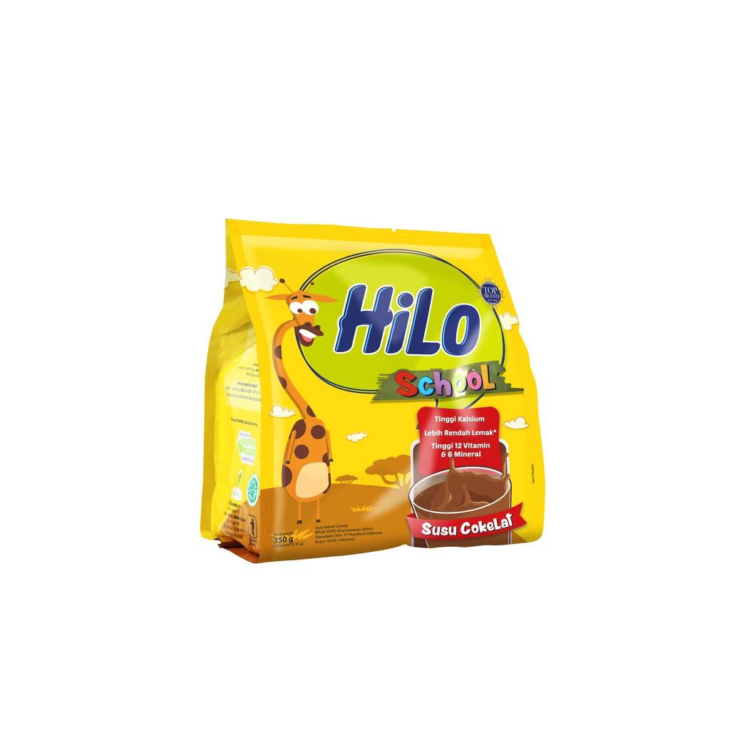Hilo School Chocolate 750g Shopee Indonesia Vanilla Vegiberi 750gr