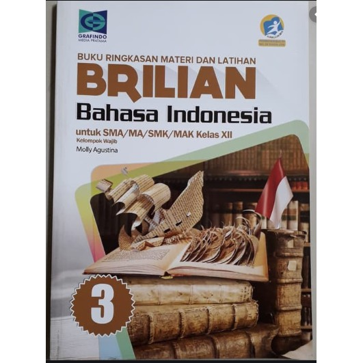 Brilian Bahasa Indonesia Kelas Xii Shopee Indonesia