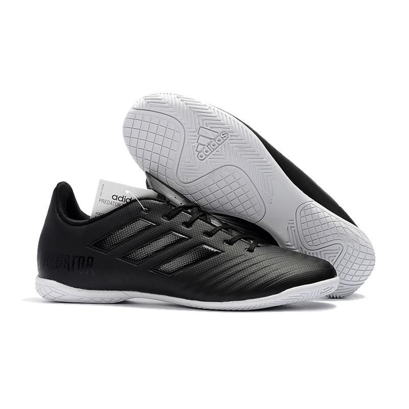 nueva productos 6fbb3 d71a7 Sepatu Bola Olahraga Pria Model Adidas Predator Tango 18.4 Warna Hitam
