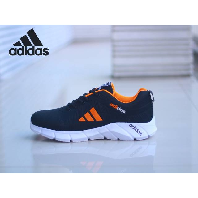 2020 Sepatu Adidas Pria Adidas Flyknit Zoom Terbaru Sneakers Sport