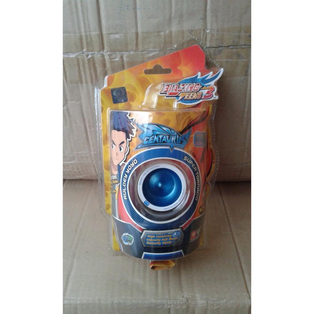 Yoyo Auldey Blazing Teens 2 Metal Shopee Indonesia Fidget Spinner 5 Sisi Mainan Spiner Sj0056