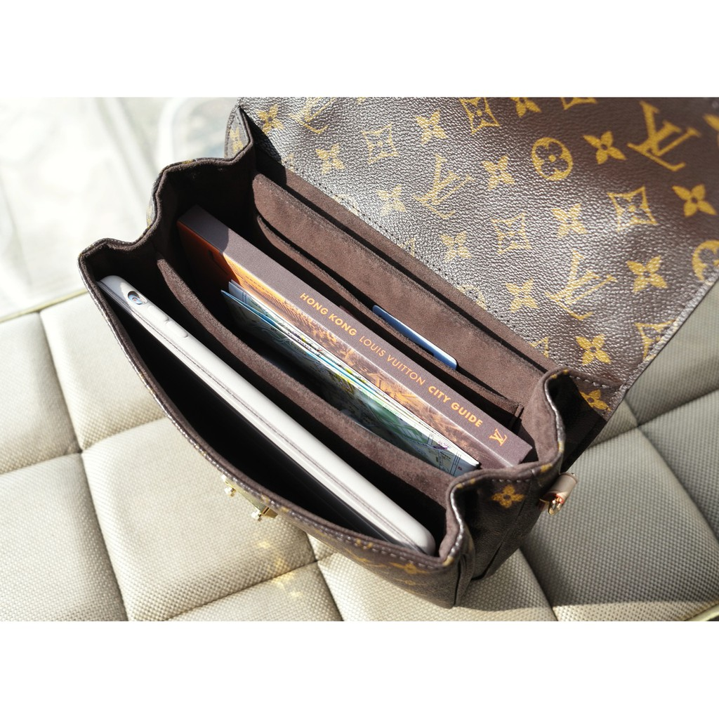 3b0d304191d02 tas selempang tas import tas wanita LOUIS VUITTON POCHETTE METIS / LV METIS  | Shopee Indonesia
