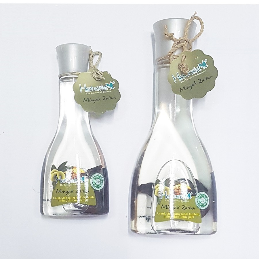 [BPOM] HERBORIST Zaitun Series - Body Wash / Shampoo / Lotion / Sabun Wajah / Minyak 75ml / 150ml-4