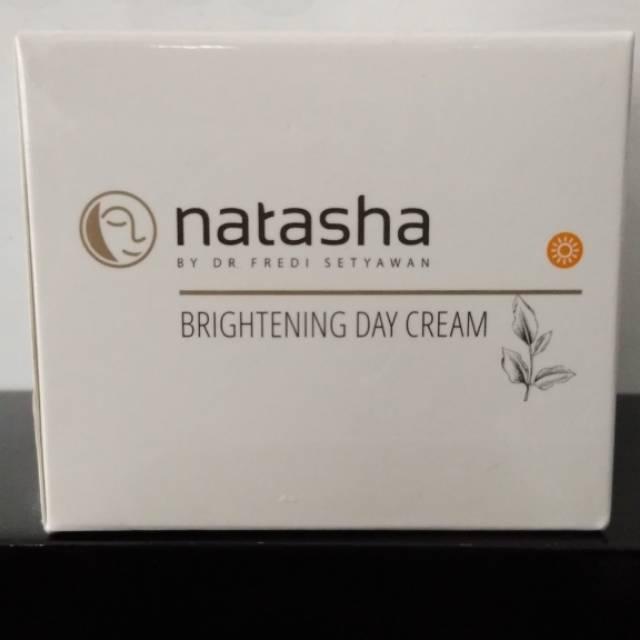 Natasha by dr Fredi Setyawan Teen's Brightening & Moisture Day Cream   Shopee Indonesia
