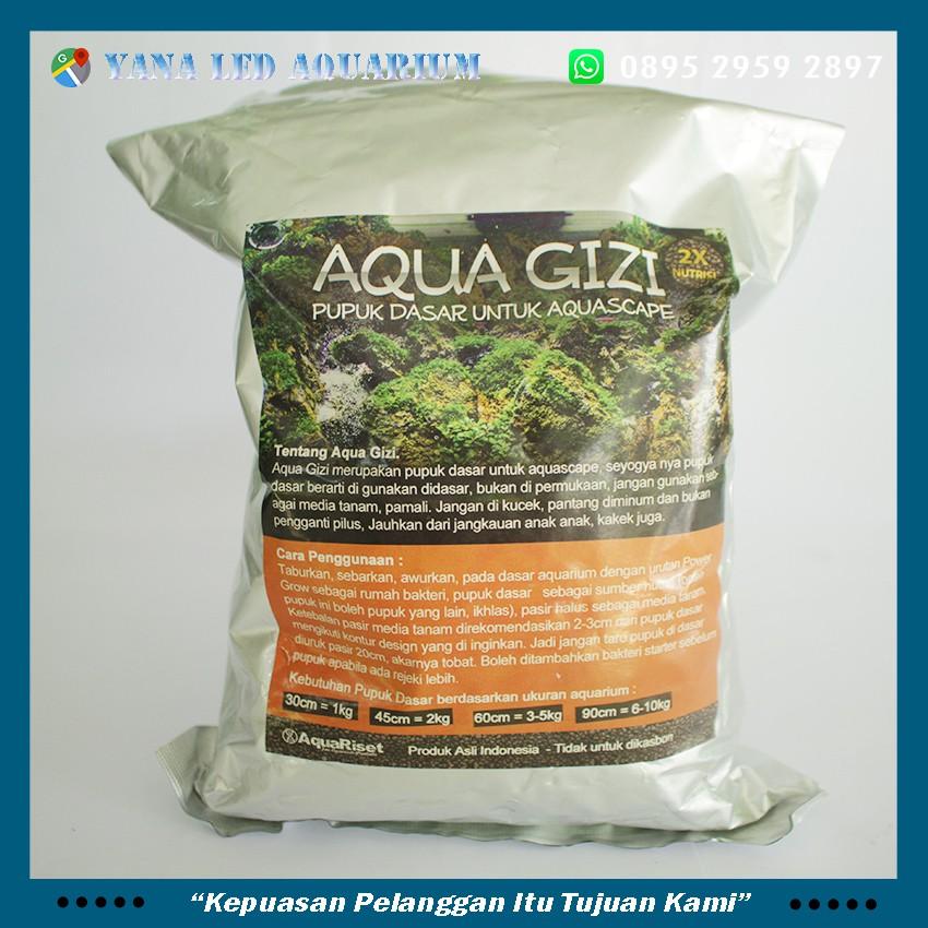 pupuk dasar aquascape aquagizi 1kg