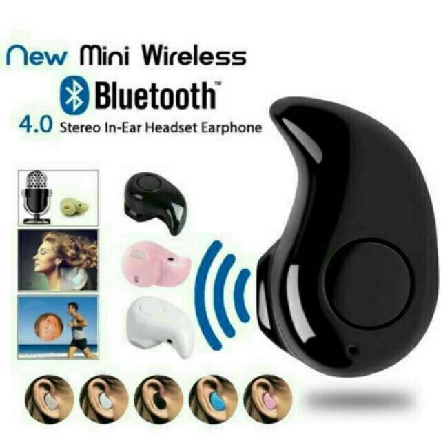 Headset Mini Bluetooth Samsung / Earphone Mini Bluetooth S530 / Keong Mini S530 Kecil Murah