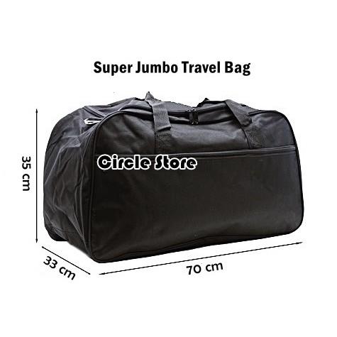 65a30adda055b Tas Cargo Besar XL   Tas Travel Super Jumbo   Travel Duffle XL Bag ...