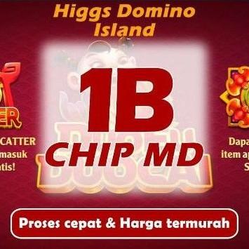 CHIP HIGGS DOMINO ISLAND MD 1B TERMURAH