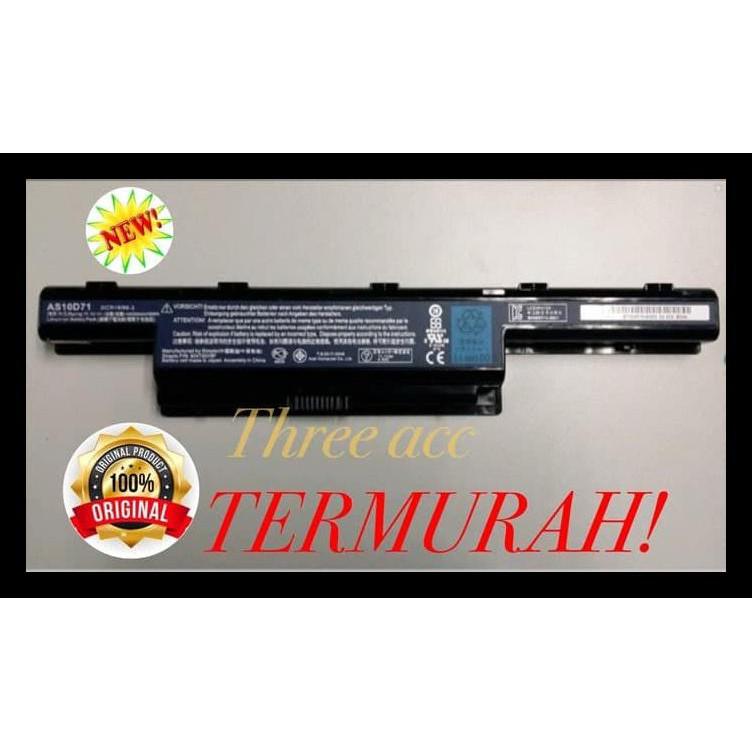 Gratis Ongkir Batre Battery Original Acer Aspire 4741 4741G 4741Z 4741Zg 4752 4750 Produk Terbatas