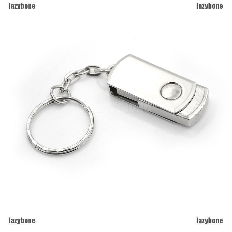 10PCS USB Metal Key Flash Pen Drive Memory Thumb Stick 1MB 1GB 2GB 4GB 8GB 16GB