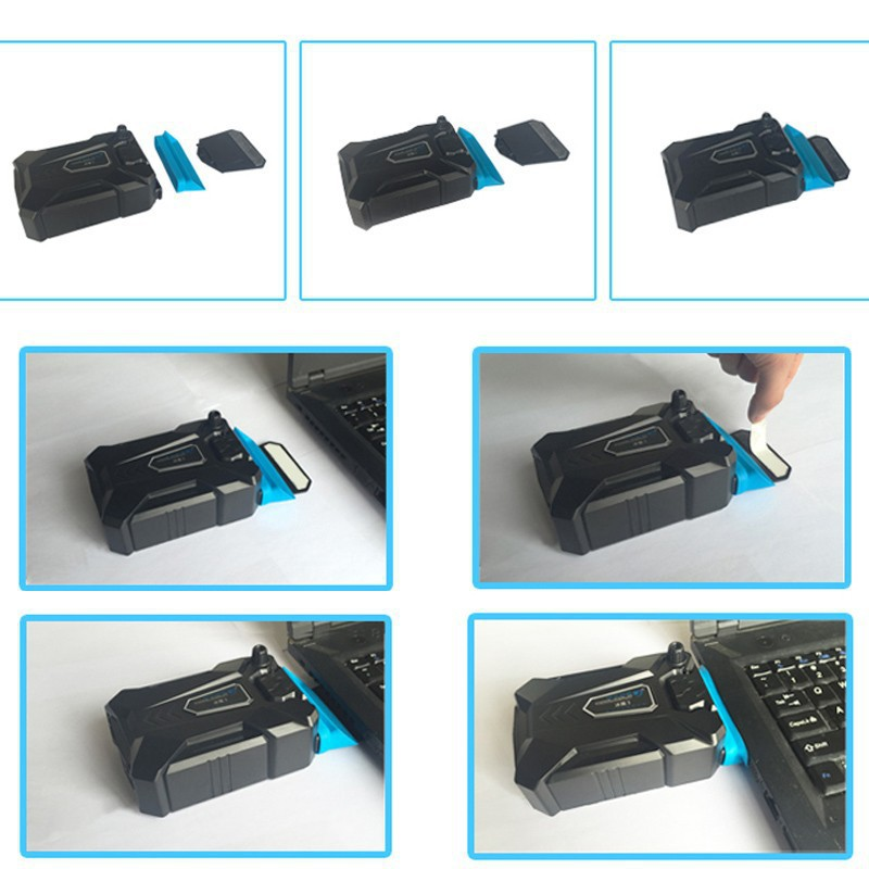 Laptop Cooler / Pendingin Laptop - Coolcold Universal Laptop vacuum cooler-1